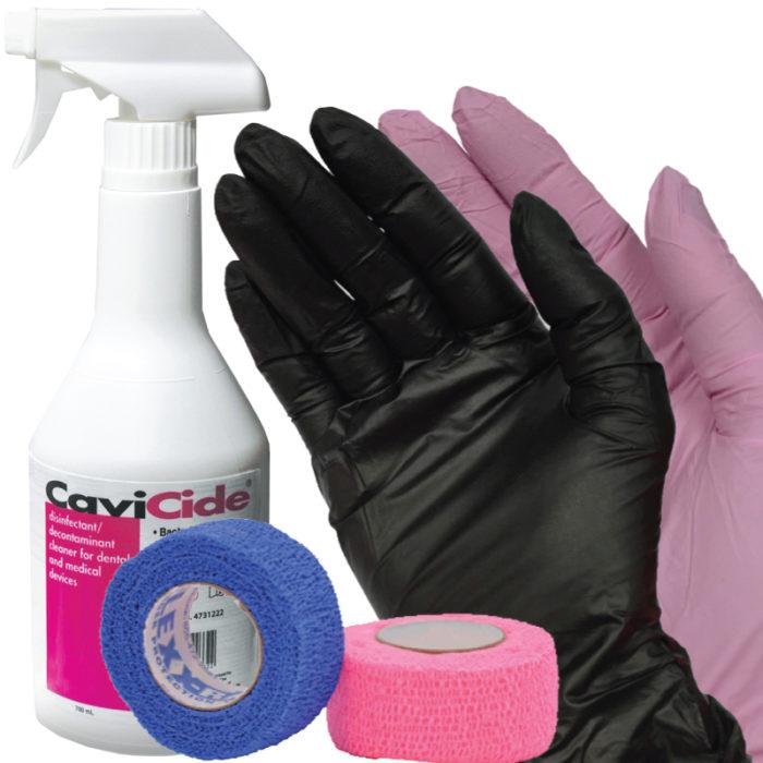 Hygieneprodukter